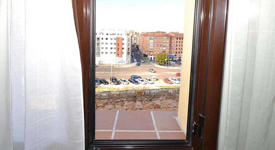 Vista desde la habitación 2